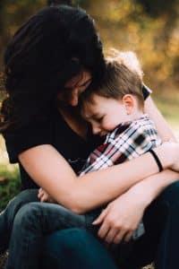 child anxiety symptoms